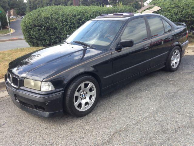 BMW Check Engine Light >> 1994 BMW 318i E36 Base Sedan 4-Door 1.9L Rebuilt Engine ...
