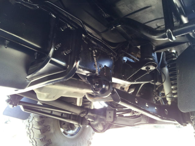 1994 Bronco 9 Quot Lift 42 Quot Swampers Lthr Locking Diffs