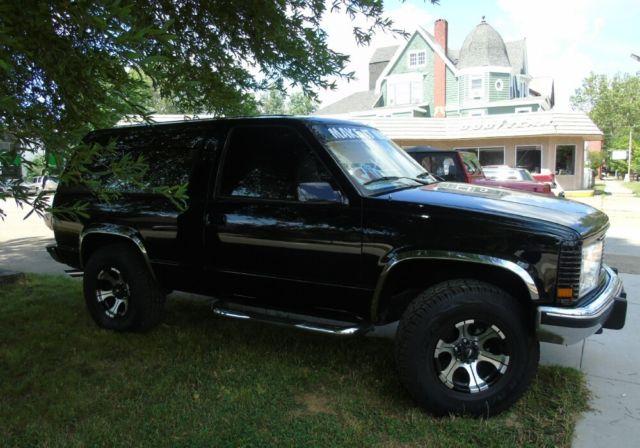 Chevrolet Blazer X Full Size Door New Paint New Tires Custom Stereo