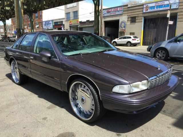 1994 chevrolet caprice classic ls new custom interior 24 - Custom box chevy caprice interior ...
