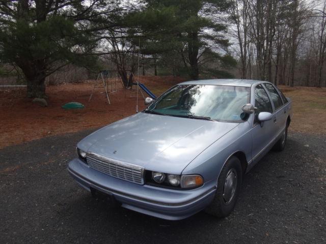 1994 Chevrolet Caprice Lt1 9c1 500 Shaheen Chevrolet