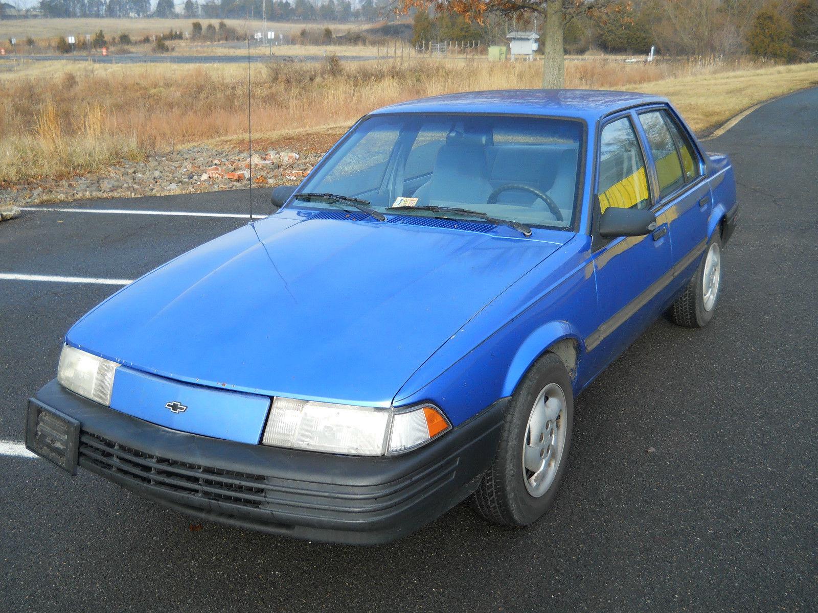 1994 Chevrolet Cavalier VL Sedan 4-Door 2.2L Automatic ...