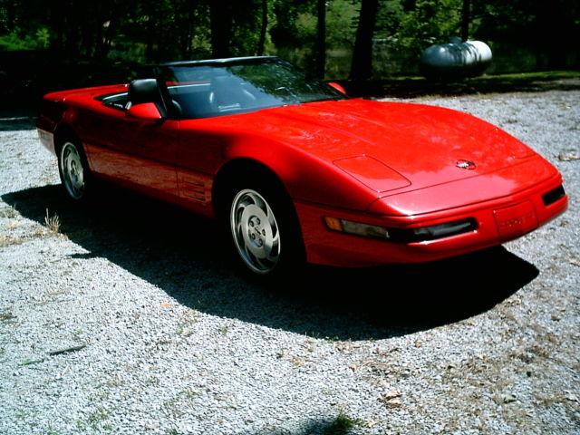 corvette low miles hardtop classic chevrolet corvette 1994 for sale. Cars Review. Best American Auto & Cars Review