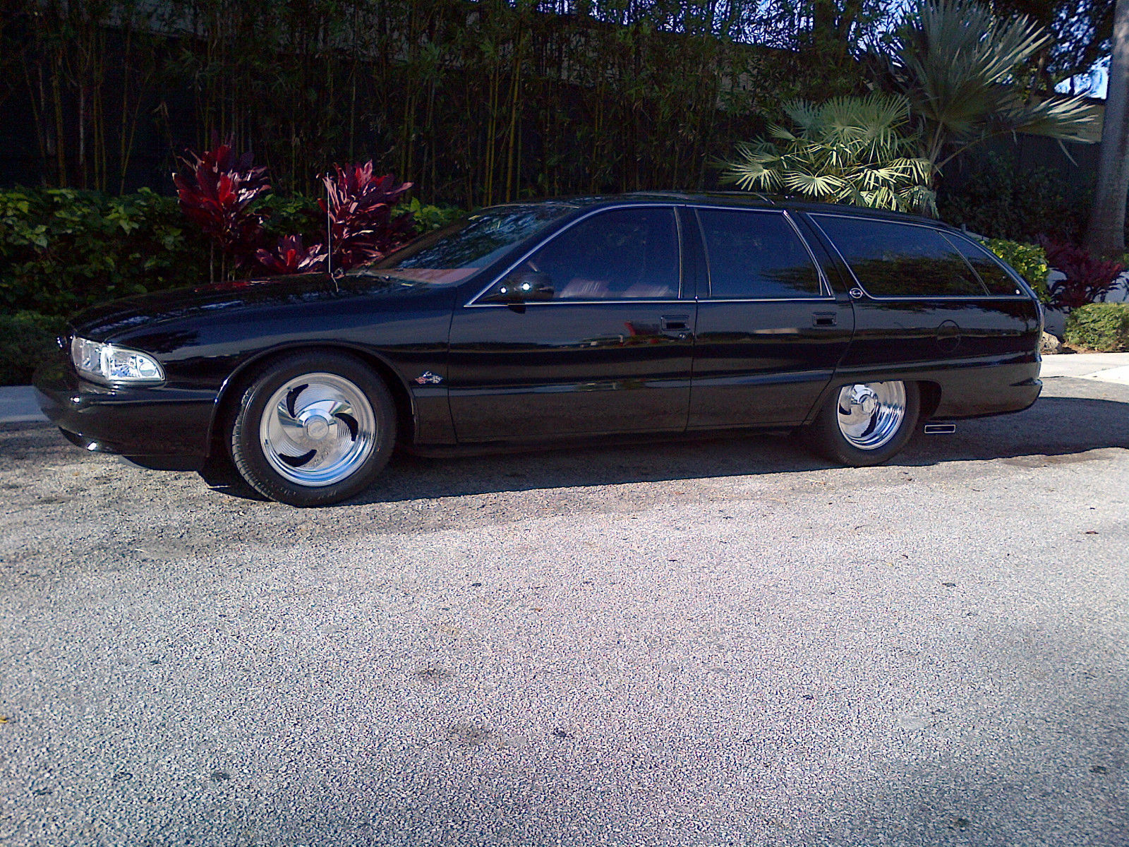 1994 Chevrolet Impala Ss Conversion From Buick Estate