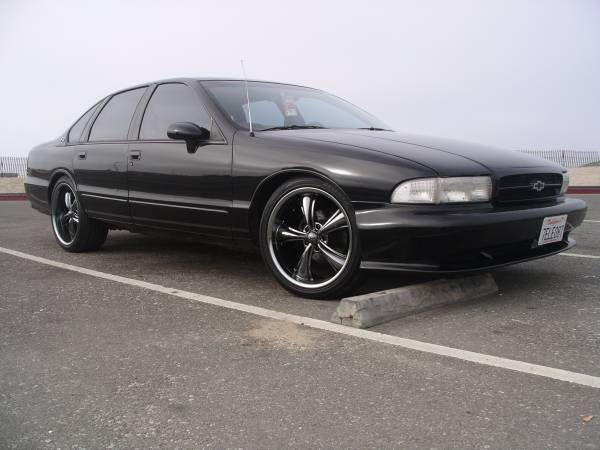 1994 chevrolet impala ss sedan 4 door 5 7l classic. Black Bedroom Furniture Sets. Home Design Ideas