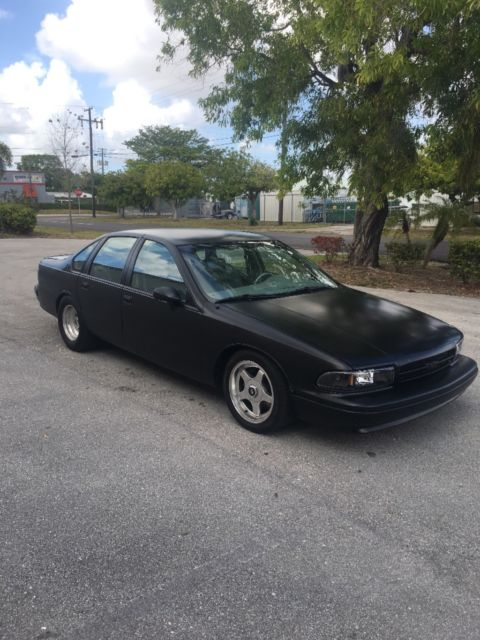 1994 chevrolet impala ss street strip 396ci lt1 stroker. Black Bedroom Furniture Sets. Home Design Ideas