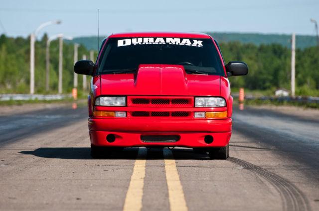 1994 Chevrolet S10 Pro Street Pickup Truck Duramax