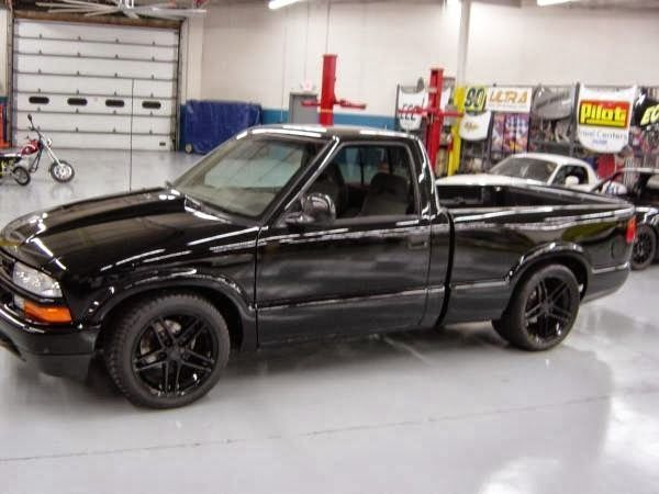 1994 Chevrolet S10 V8 Short Bed Single Cab S 10 Classic