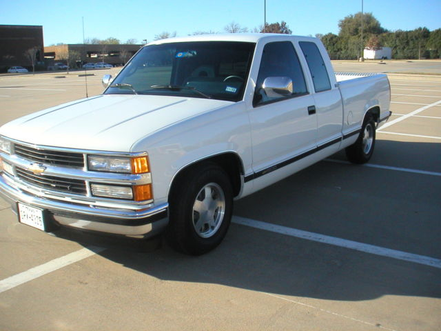 1994 chevrolet silverado extended cab exceptionally clean 94 classic chevrolet silverado 1500. Black Bedroom Furniture Sets. Home Design Ideas