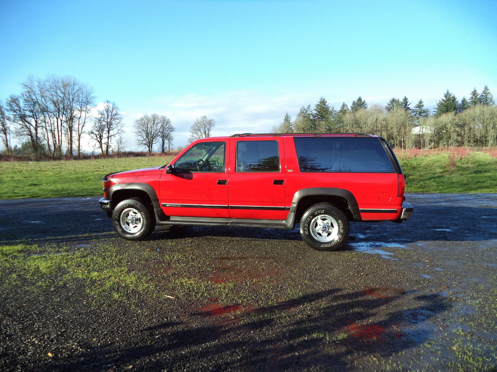 1994 Chevrolet Suburban 4x4 C K2500 Silverado Rust Free
