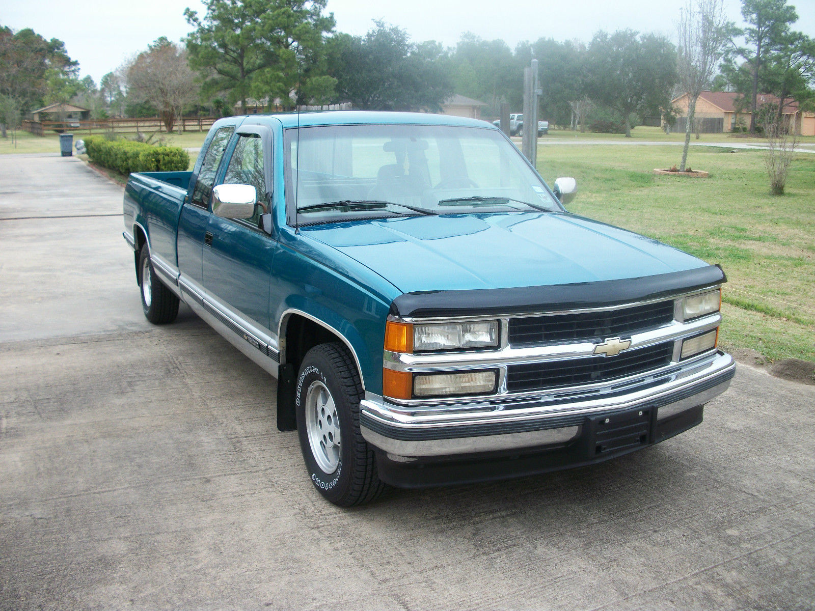 1994 chevy c1500 silverado ext cab longbed classic chevrolet c k pickup 1500 1994 for sale. Black Bedroom Furniture Sets. Home Design Ideas