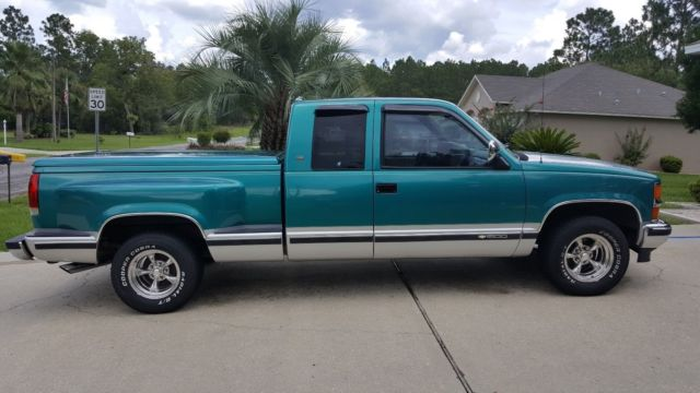 1994 Chevy Silverado C  K1500 Stepside   Low Miles Only