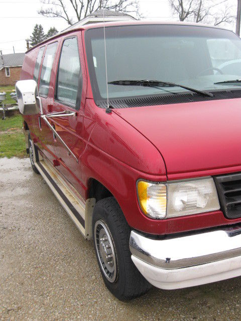 1994 e250 3 4 ton cargo van low miles one owner classic ford e series van 1994 for sale. Black Bedroom Furniture Sets. Home Design Ideas