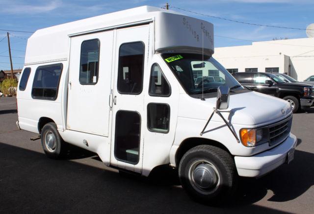 1994 Ford E-350 Econoline Base Extended Cargo Van 2-Door 7 ...