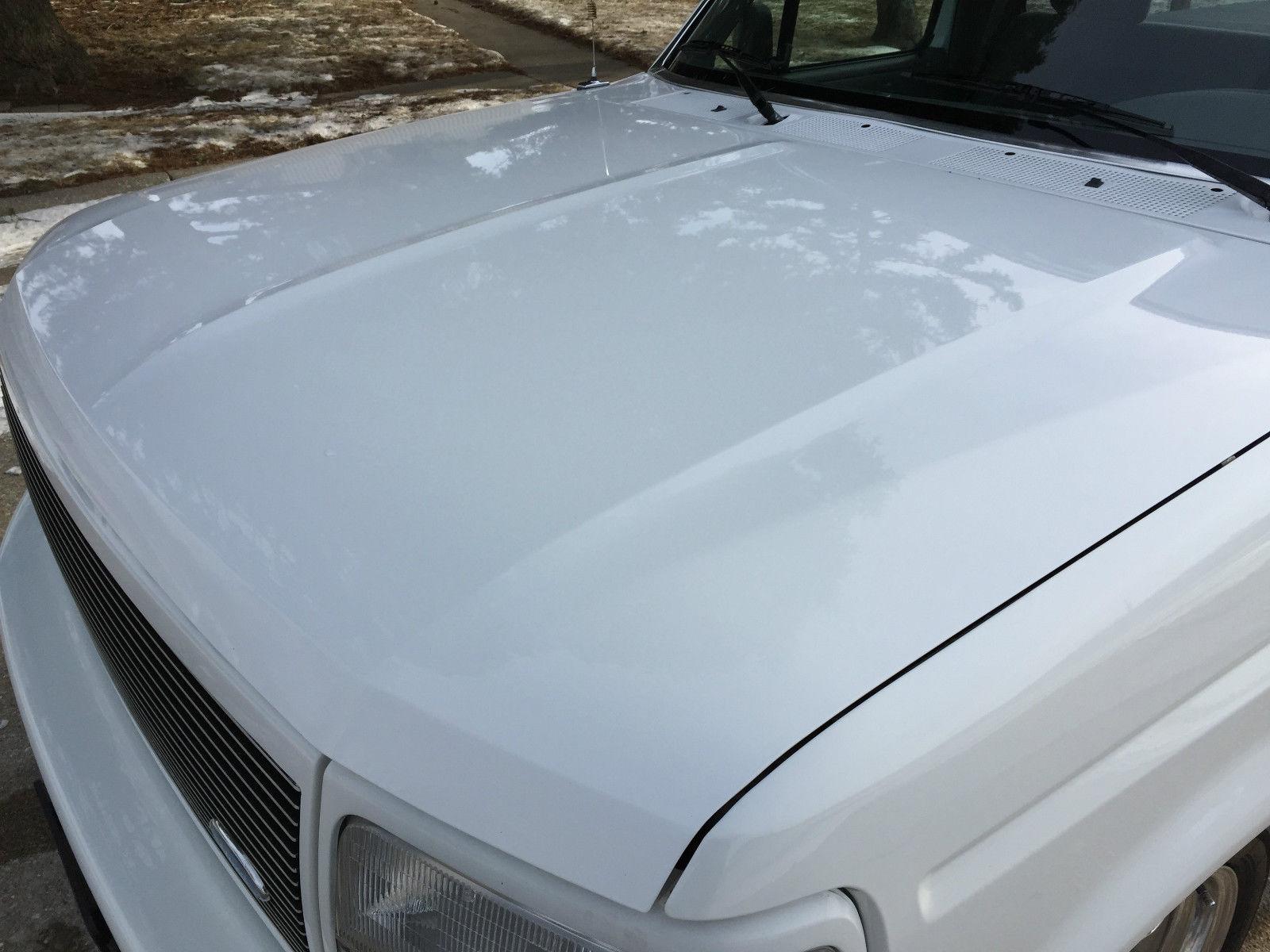 Ford F Xl Standard Cab Pickup Wd Shortbox Lowered Custom on 1994 Ford Lightning Transmission Information
