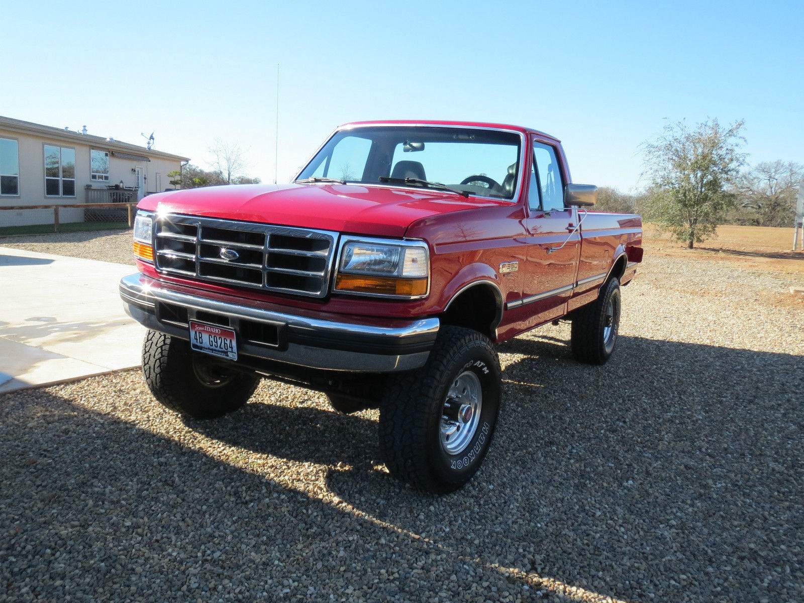 1994 ford f 350 xlt 7 3 powerstroke turbo diesel 5 speed manual classic ford f 350 1994 for sale. Black Bedroom Furniture Sets. Home Design Ideas