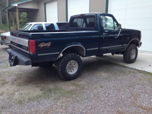 1994 ford f150 5.0 manual transmission