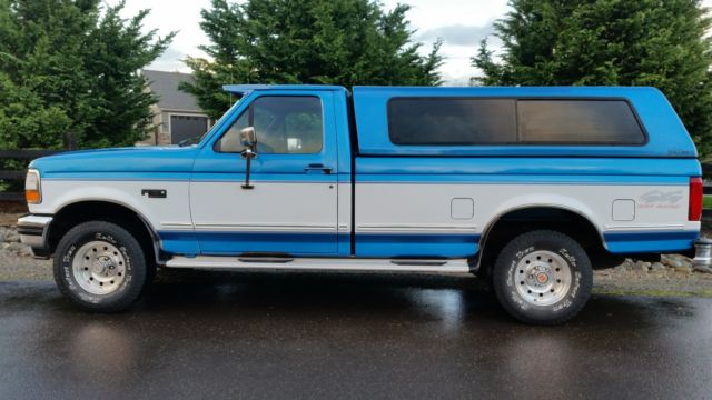 1994 Ford F150 4x4 Xlt 69k Miles 5 0 V8 At Excellent Shape Worldwide No Reserve Classic Ford F