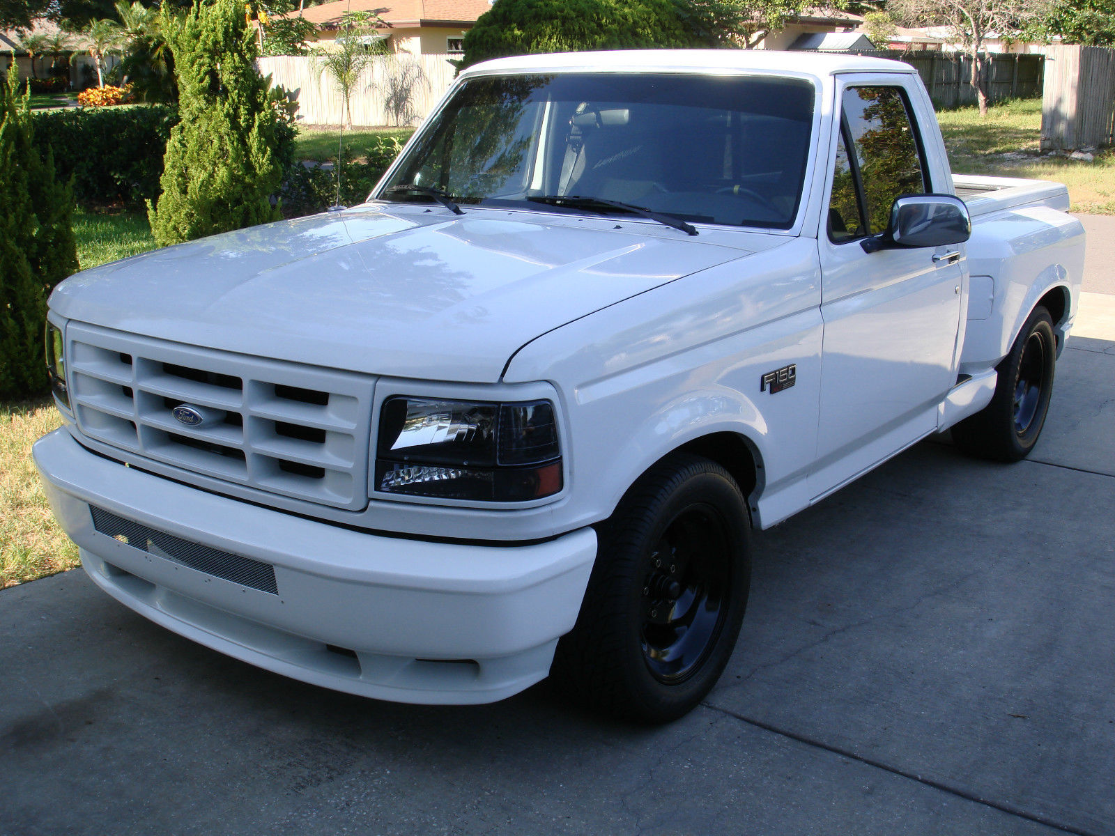f150 flareside ford 1994 side flare 150 auto classic