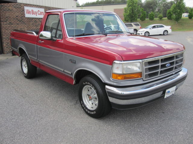 Ford F Xlt Beautiful Owner Southern Truckonly K Miles on 1994 Ford F 150 Engine 302