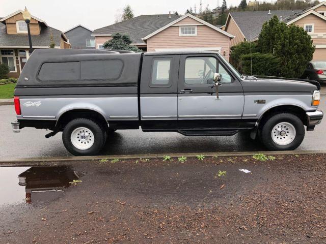 1994 ford f150 xlt extended cab short bed low miles 5 0l. Black Bedroom Furniture Sets. Home Design Ideas