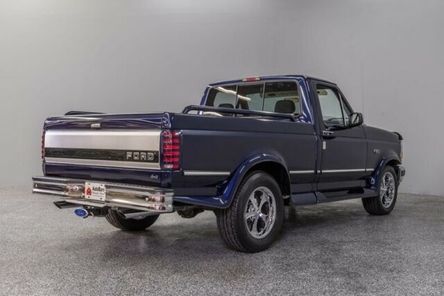 1994 Ford F150 For Sale >> 1994 Ford F150 XLT Mark III 30567 Miles Blue Pickup Truck ...