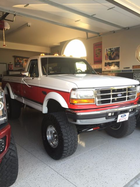 1994 Ford F350 Super Duty extra clean 1 Ton Truck OBS ...