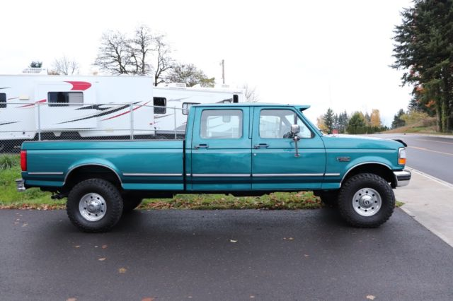 1994 ford f350 xlt crew cab long bed 4x4 1995 1996 1997 1993 1992 1991 1990 f250 classic ford. Black Bedroom Furniture Sets. Home Design Ideas
