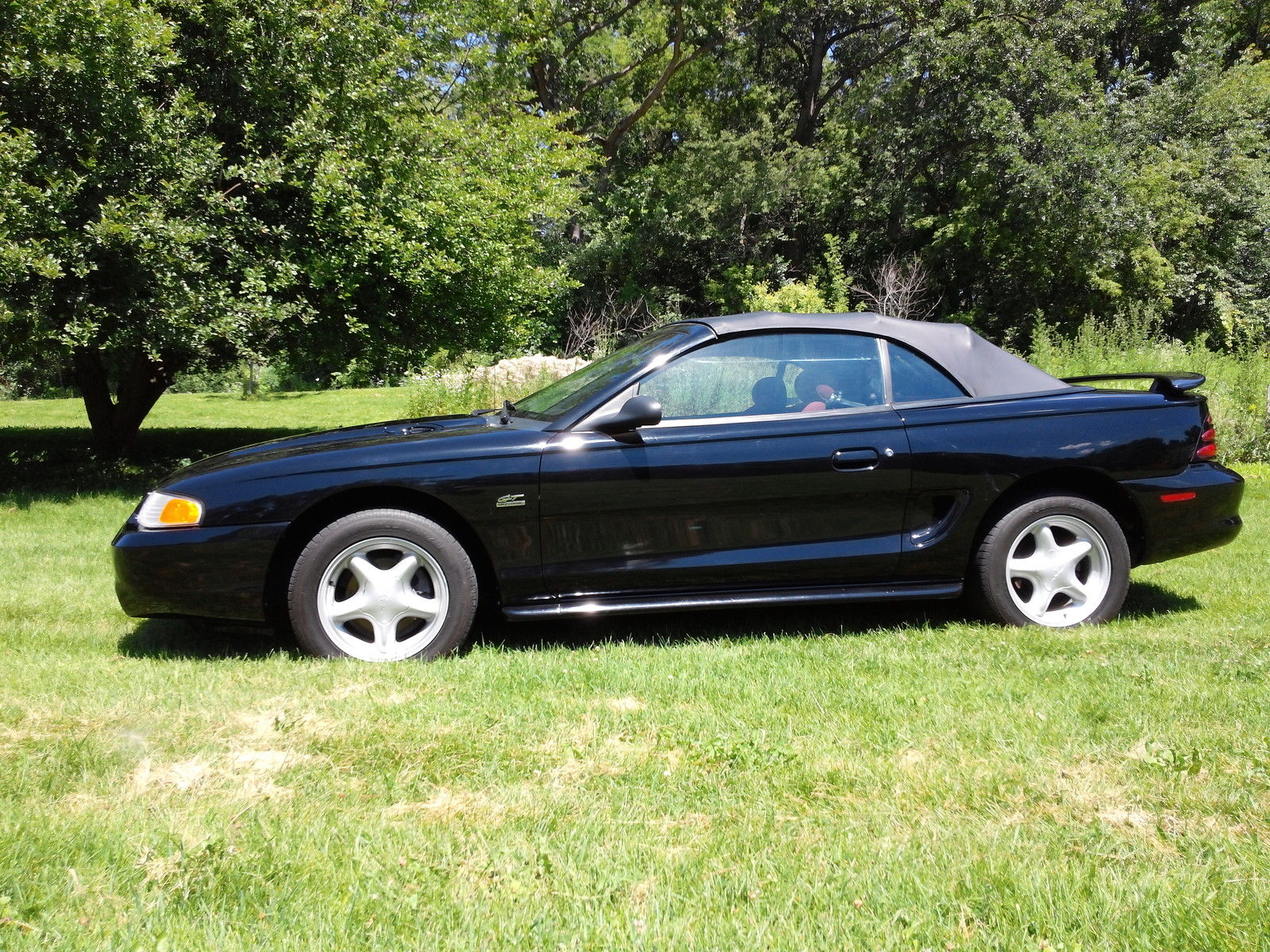 1994 ford mustang gt v8 5 0 ho 5 speed manual classic. Black Bedroom Furniture Sets. Home Design Ideas