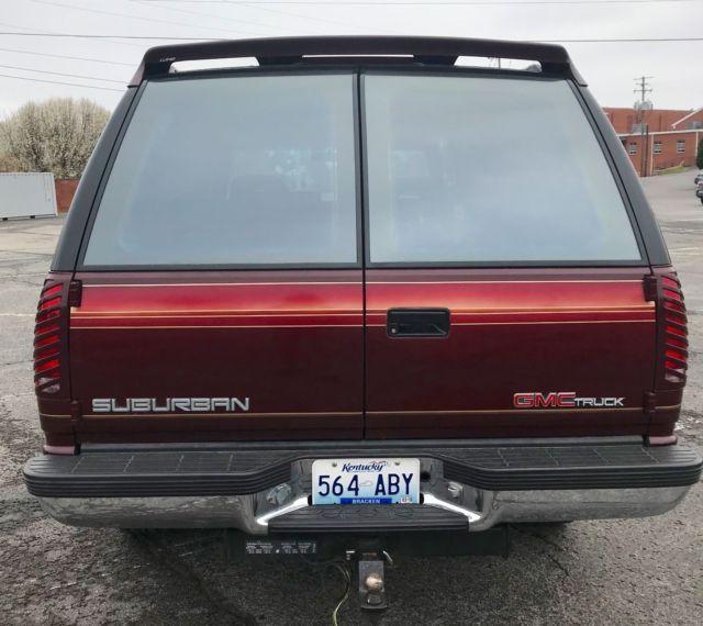 1994 chevy suburban 2500 6.5 diesel