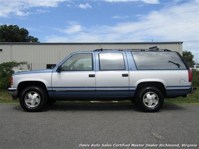 1994 Gmc Suburban K1500 Sle 4x4 5 7 350 V8 Loade 164147