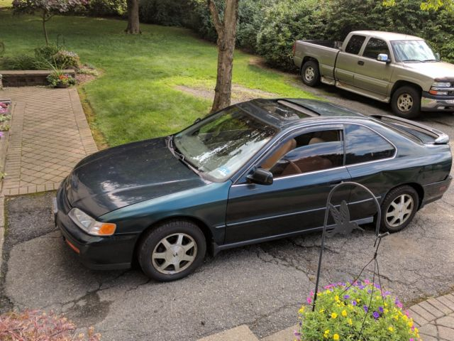 1994 honda accord ex coupe 5 speed manual classic. Black Bedroom Furniture Sets. Home Design Ideas
