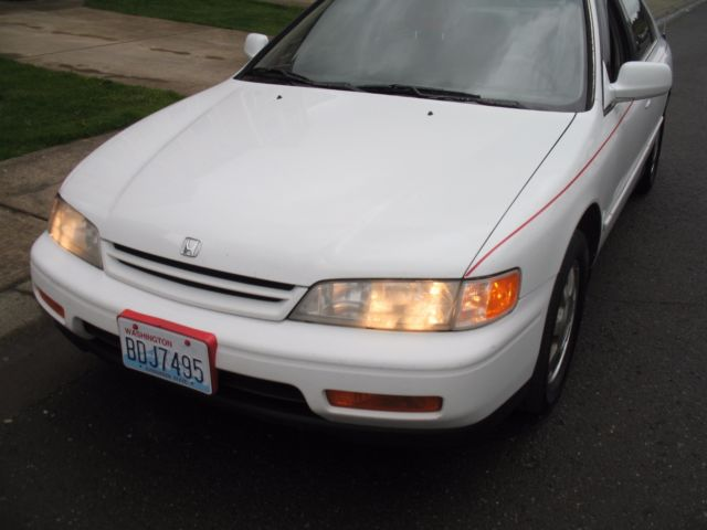 Cash For Cars Vancouver >> 1994 Honda Accord EX VTEC Engine - Classic Honda Accord ...