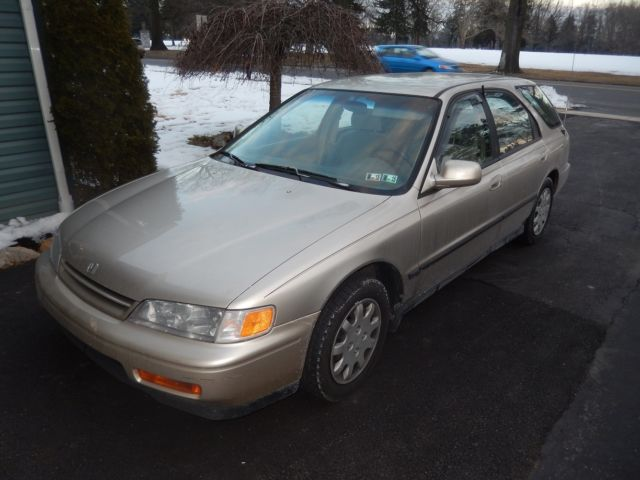honda accord wagon manual