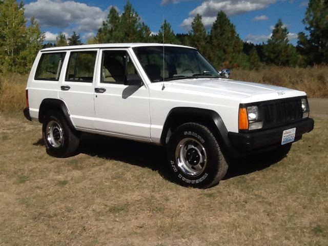 1994 jeep cherokee police package no reserve classic jeep cherokee 1994 for sale. Black Bedroom Furniture Sets. Home Design Ideas