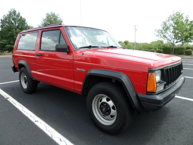 Cherokee Xj For Sale >> 1994 Jeep Cherokee XJ --- 5-Speed --- 4x4 --- 4.0L --- 2-Door - Classic Jeep Cherokee 1994 for sale