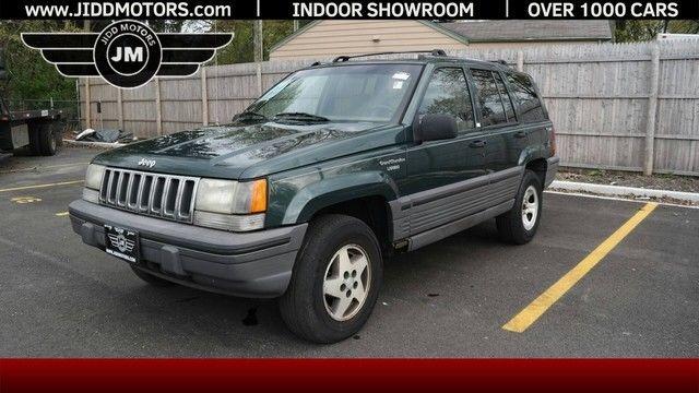 1994 jeep grand cherokee laredo 4 0l mpi i6 engine 207471 miles suv automatic classic jeep. Black Bedroom Furniture Sets. Home Design Ideas