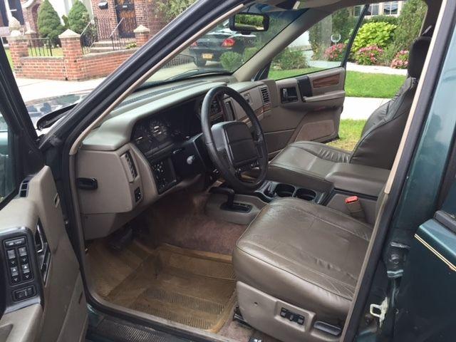 1994 Jeep Grand Cherokee Limited 4x4