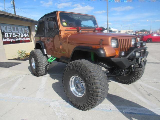 1994 jeep wrangler s 0 burnt orange 4 cylinder engine 2 5l 150 automatic 3 spee classic jeep. Black Bedroom Furniture Sets. Home Design Ideas