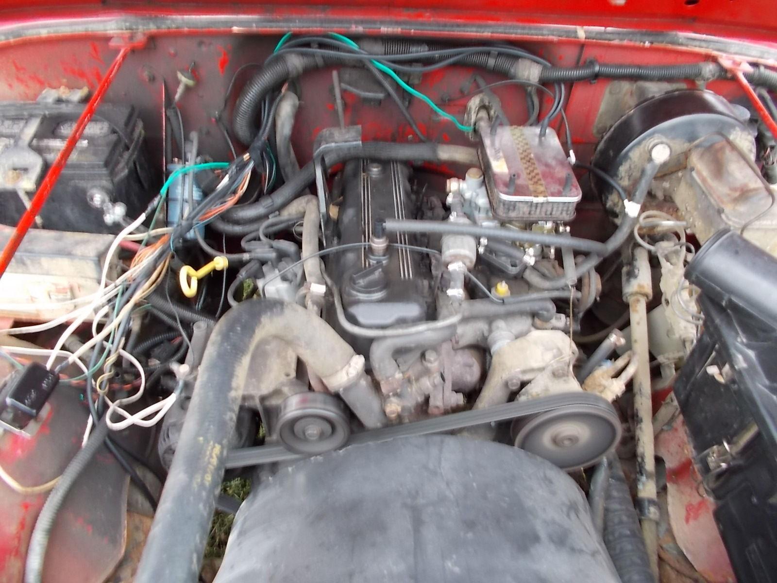 1994 Jeep Wrangler Yjhalf Hardtop25 Amc5 Speed Tranny4x4weber Carburetor Prevnext