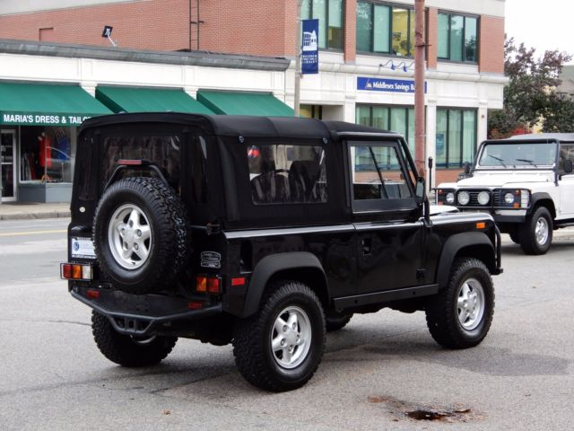 1994 Land Rover Defender 90 Convertible 5 Speed A C 57k