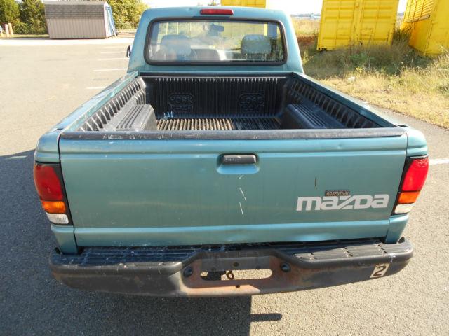 1994 Mazda B2300 Base Standard Cab Pickup 2
