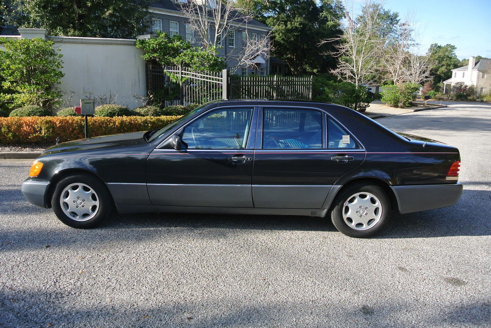 1994 Mercedes Benz S420 Base Sedan 4 Door 42l Classic 300sdl Fuel Filter