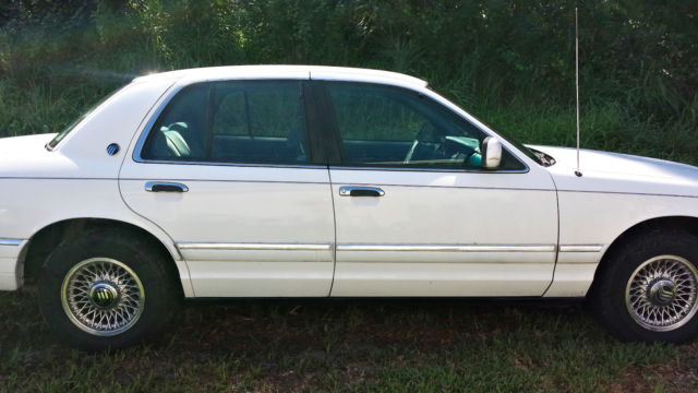 1994 mercury grand marquis ls 145 000 miles 4 6l daily. Black Bedroom Furniture Sets. Home Design Ideas