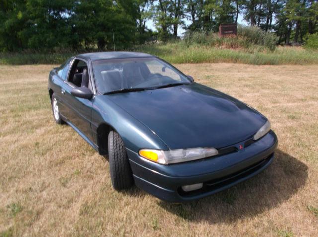 1994 mitsubishi eclipse GS - Classic Mitsubishi Eclipse ...