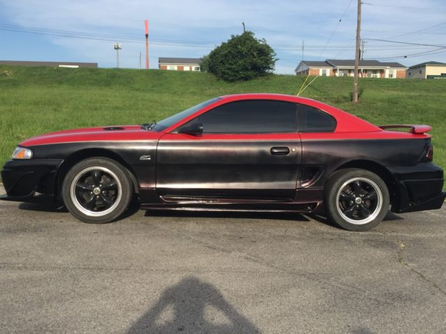 1994 mustang gt 5 0 5 speed classic ford mustang 1994 for sale. Black Bedroom Furniture Sets. Home Design Ideas