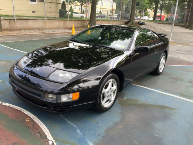 1994 nissan 300zx twin turbo 5 928 original miles classic nissan 300zx 1994 for sale. Black Bedroom Furniture Sets. Home Design Ideas