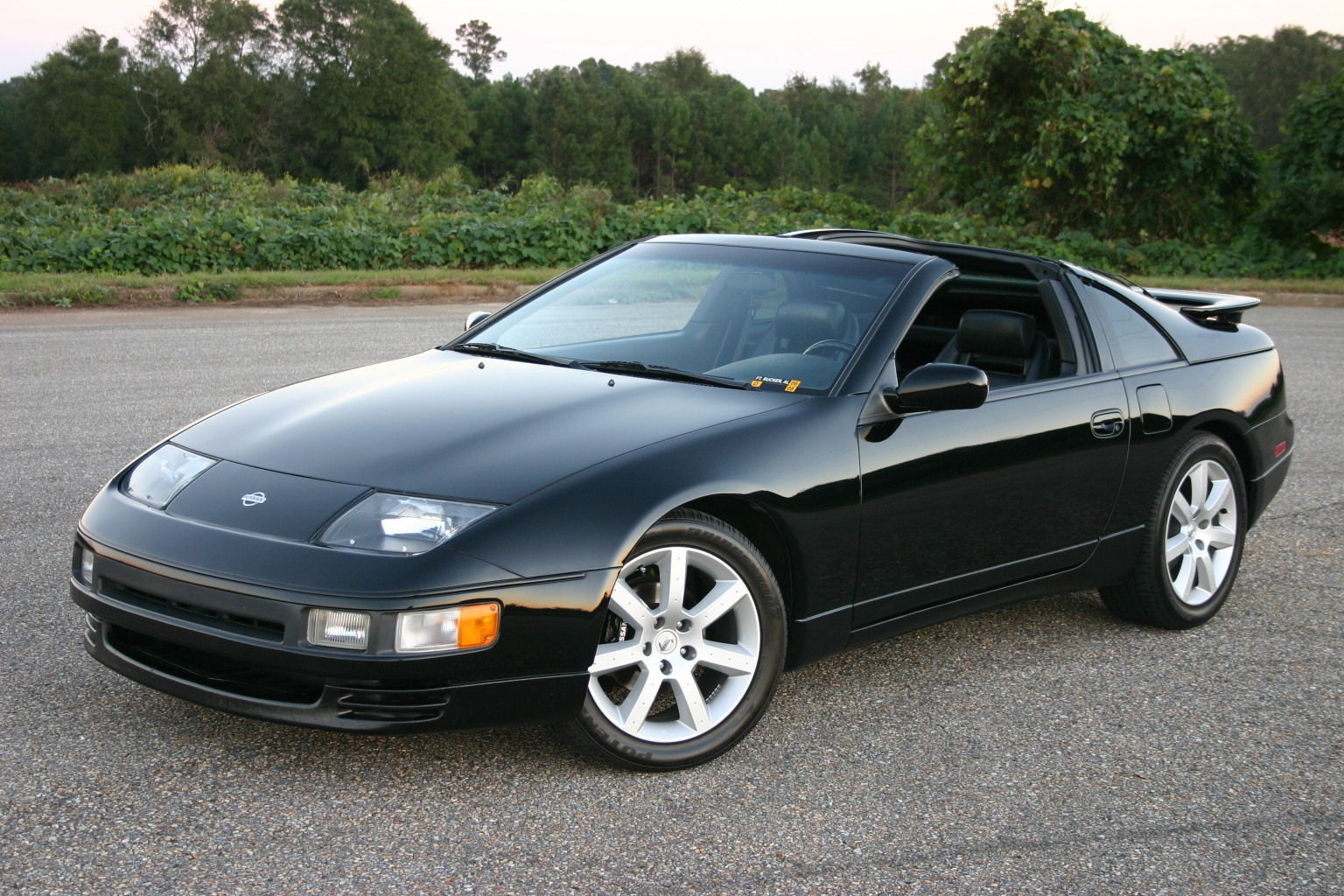 1994 nissan 300zx twin turbo collectors show car classic nissan 300zx 1994 for sale. Black Bedroom Furniture Sets. Home Design Ideas