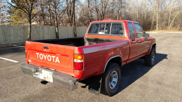 1994 Toyota Pickup extended cab 4x4 Very clean rust free