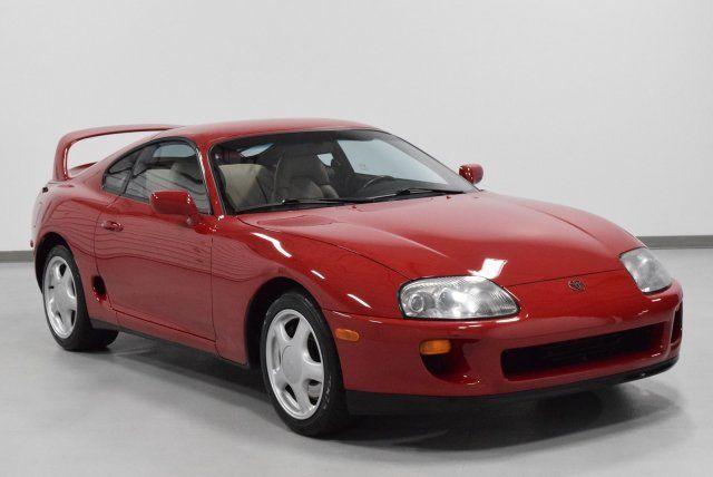 1994 toyota supra 2dr twin turbo sport roof 1 owner no. Black Bedroom Furniture Sets. Home Design Ideas